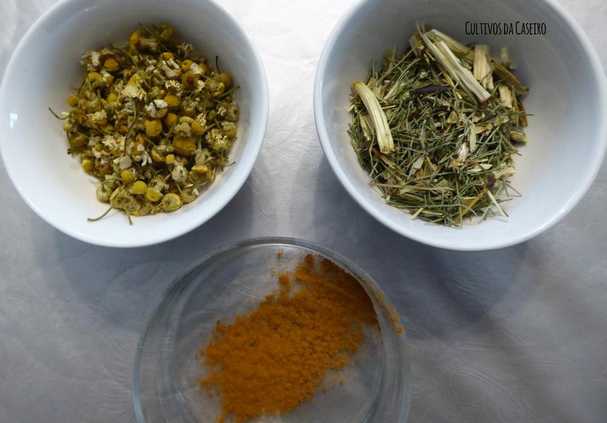 Tratar doenças da horta com três ingredientes