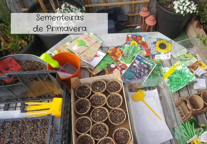 sementeiras de primavera