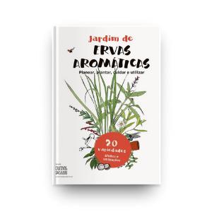 Livro Jardim de Ervas Aromáticas