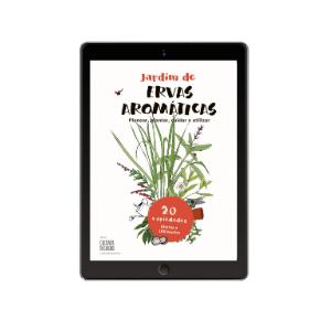E-book Jardim de ervas aromáticas